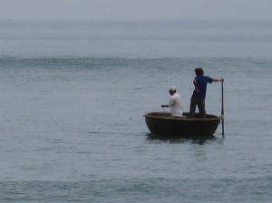 Last visit to Vietnam, was on the beaches watching local fishermen