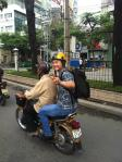 Fastest way to get to work in HCMC
