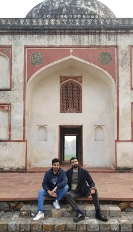 Alcie & Yajur Arora. Brother entrepreneurs